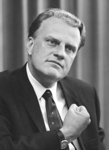 Billy Graham, April 11, 1966