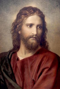 Christ by Heinrich Hofmann, 1889